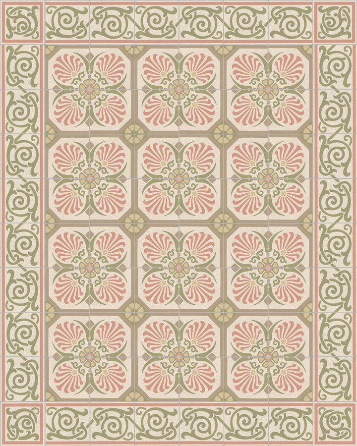 Floor tiles Floor Tiles multi-coloured Layouts and patterns SF 333 P