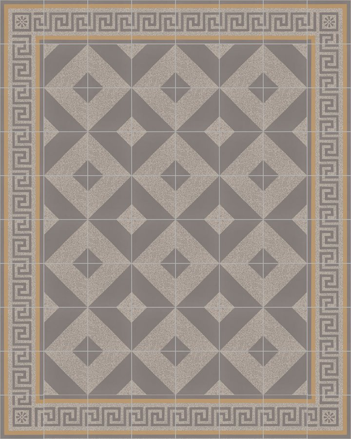 Floor tiles Floor Tiles multi-coloured Layouts and patterns SF 357 C