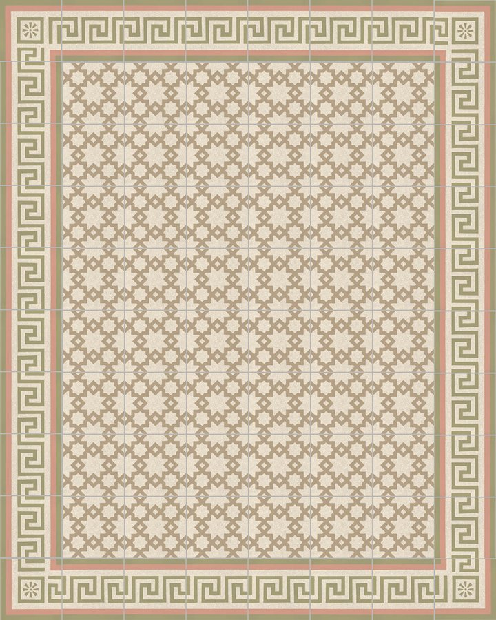Floor tiles Floor Tiles multi-coloured Layouts and patterns SF 258 P
