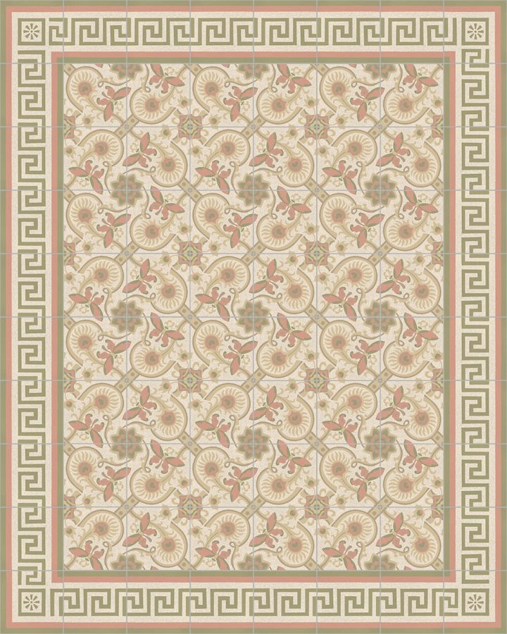 Floor tiles Floor Tiles multi-coloured Layouts and patterns SF 357 P