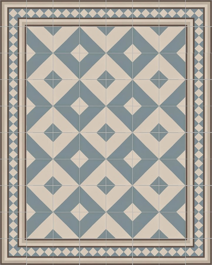 Floor tiles Floor Tiles multi-coloured Layouts and patterns SF 401 A