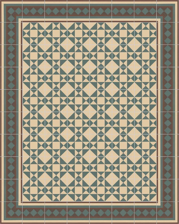 Floor tiles Floor Tiles multi-coloured Layouts and patterns SF 229 B