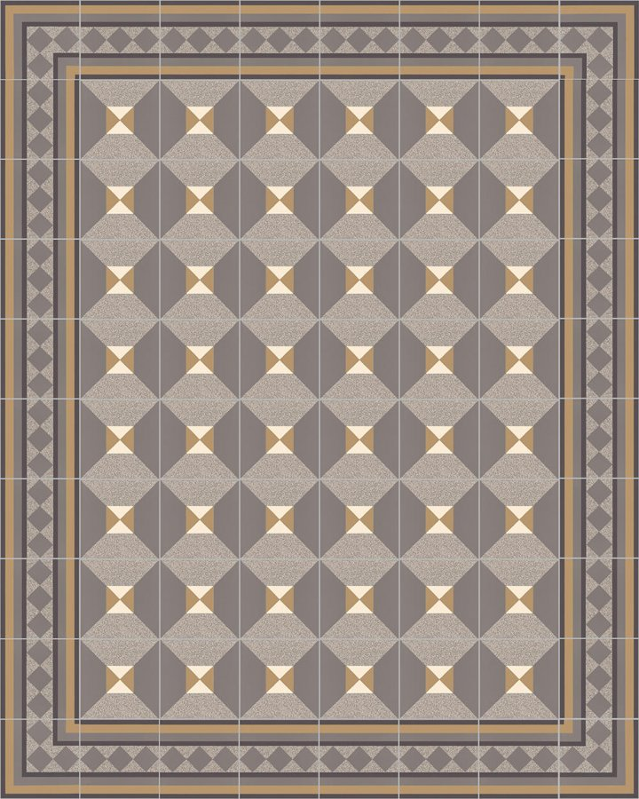 Floor tiles Floor Tiles multi-coloured Layouts and patterns SF 402 C