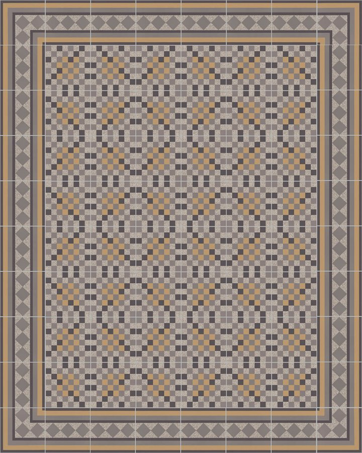 Floor tiles Floor Tiles multi-coloured Layouts and patterns SF 401 C