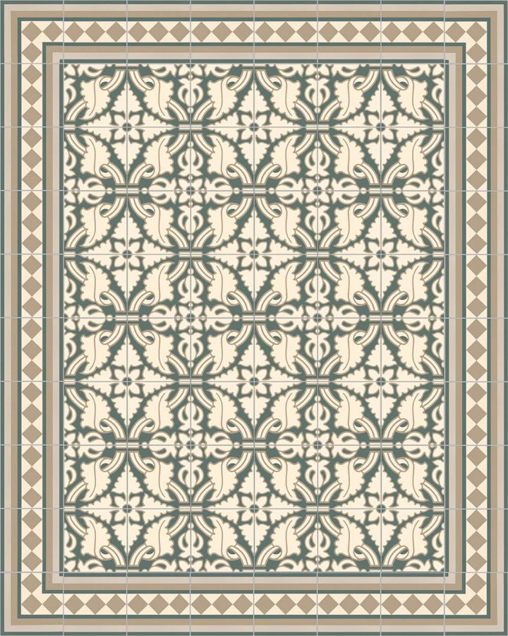 Floor tiles Floor Tiles multi-coloured Layouts and patterns SF 401 G