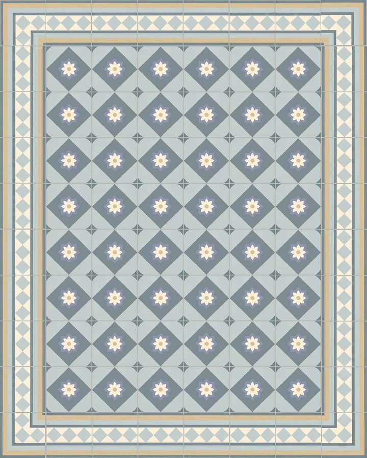 Floor tiles Floor Tiles multi-coloured Layouts and patterns SF 401 O e