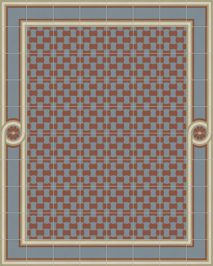 Floor tiles Floor Tiles multi-coloured Layouts and patterns SF 259 L