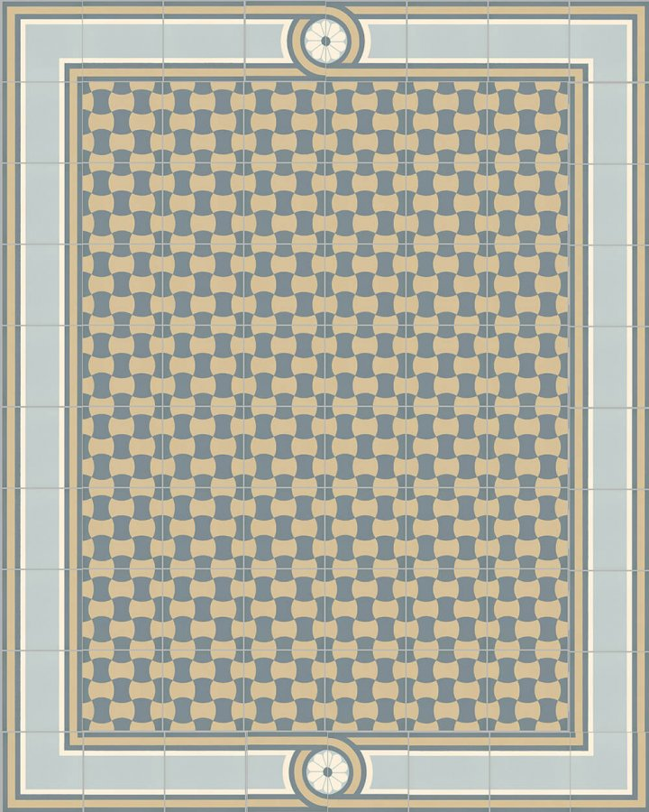 Floor tiles Floor Tiles multi-coloured Layouts and patterns SF 259 O
