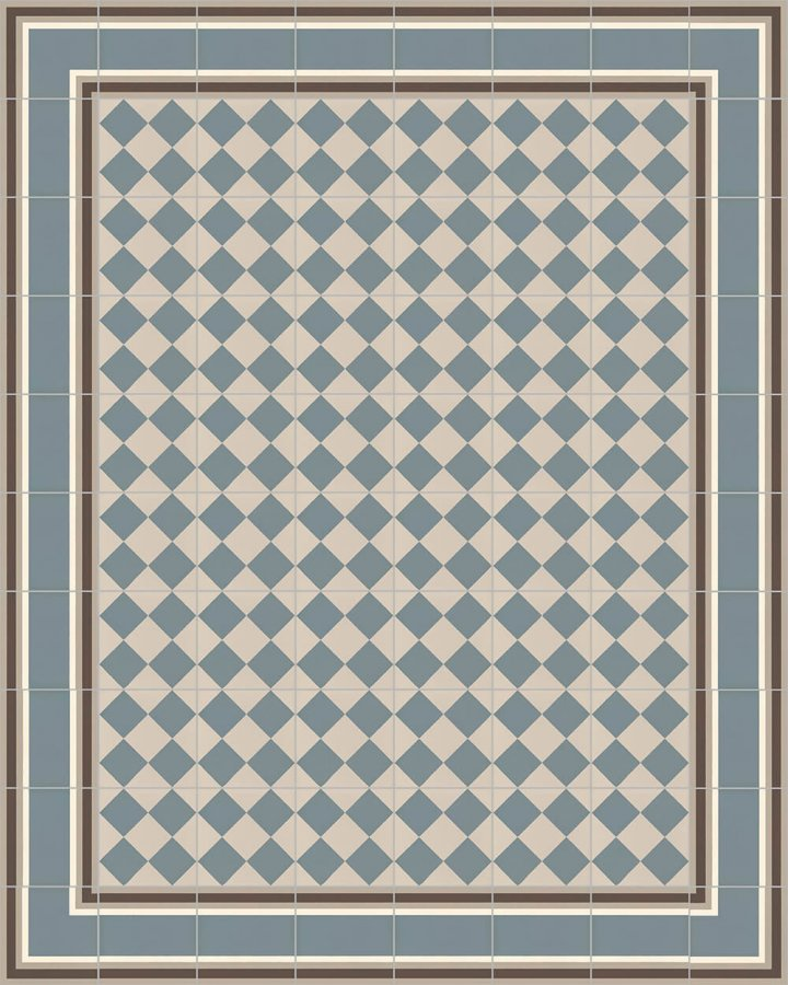 Floor tiles Floor Tiles multi-coloured Layouts and patterns SF 505 A e