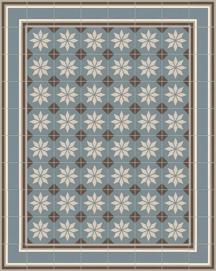 Floor tiles Floor Tiles multi-coloured Layouts and patterns SF 505 A