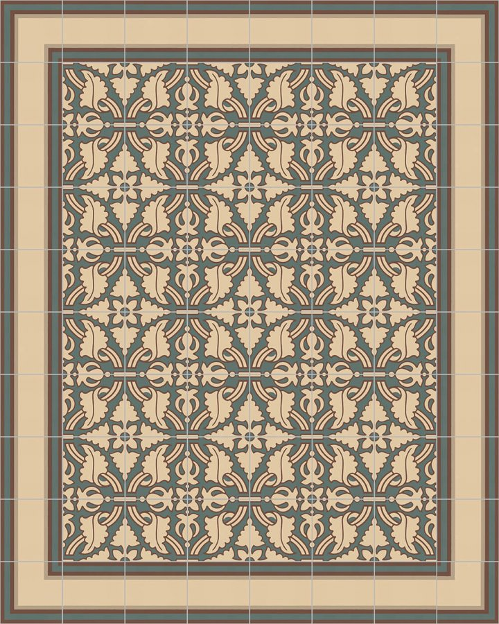 Floor tiles Floor Tiles multi-coloured Layouts and patterns SF 505 B