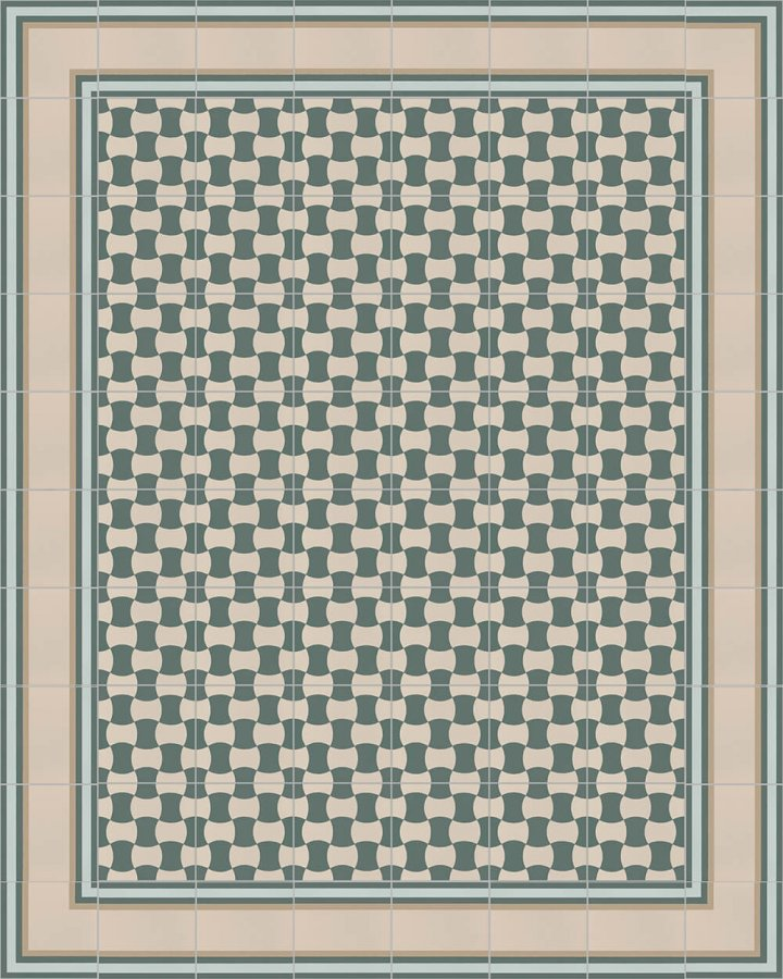 Floor tiles Floor Tiles multi-coloured Layouts and patterns SF 259 G