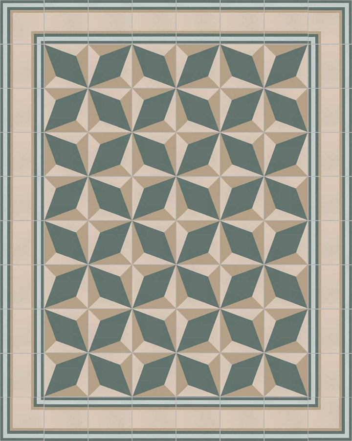 Floor tiles Floor Tiles multi-coloured Layouts and patterns SF 505 G
