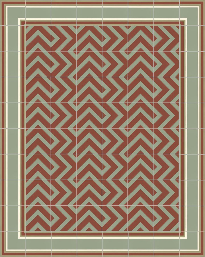 Floor tiles Floor Tiles multi-coloured Layouts and patterns SF 215 I