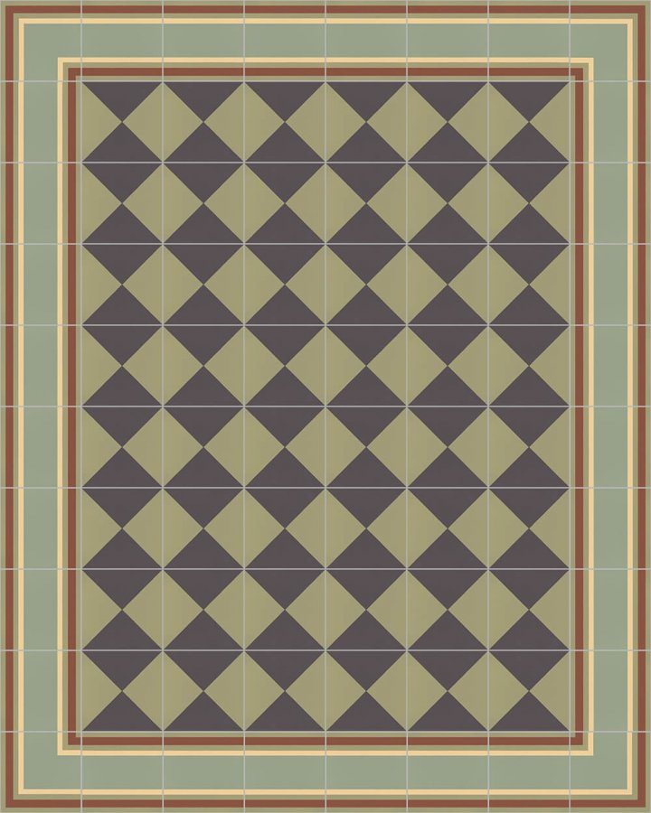 Floor tiles Floor Tiles multi-coloured Layouts and patterns SF 505 J