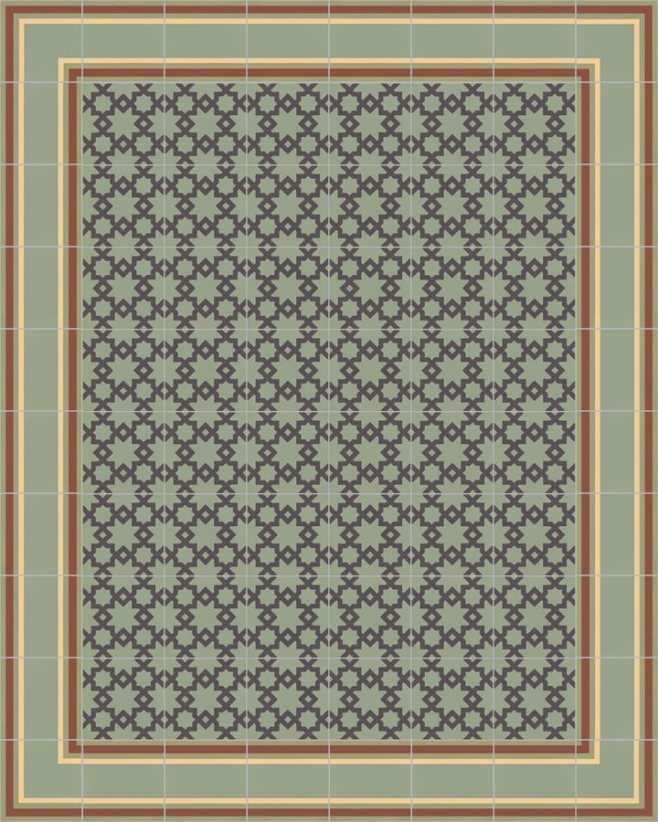 Floor tiles Floor Tiles multi-coloured Layouts and patterns SF 505 J e