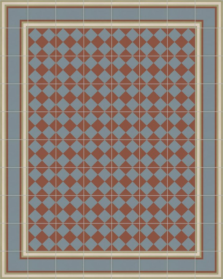 Floor tiles Floor Tiles multi-coloured Layouts and patterns SF 218 L