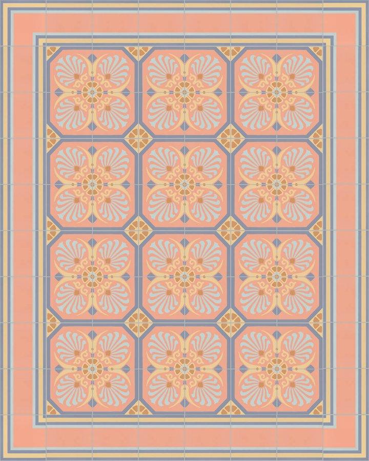 Floor tiles Floor Tiles multi-coloured Layouts and pattern SF 505 N