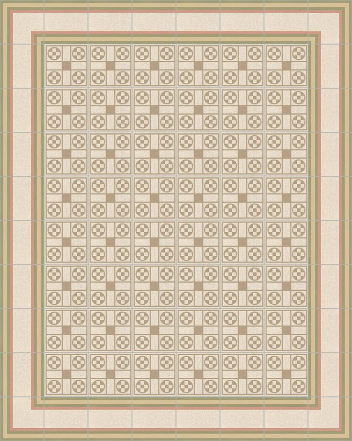 Floor tiles Floor Tiles multi-coloured Layouts and patterns SF 505 P e