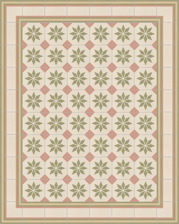 Floor tiles Floor Tiles multi-coloured Layouts and patterns SF 505 P