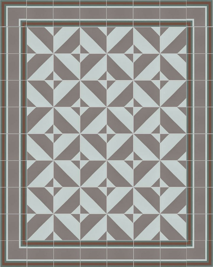 Floor tiles Floor Tiles multi-coloured Layouts and patterns SF 209 R