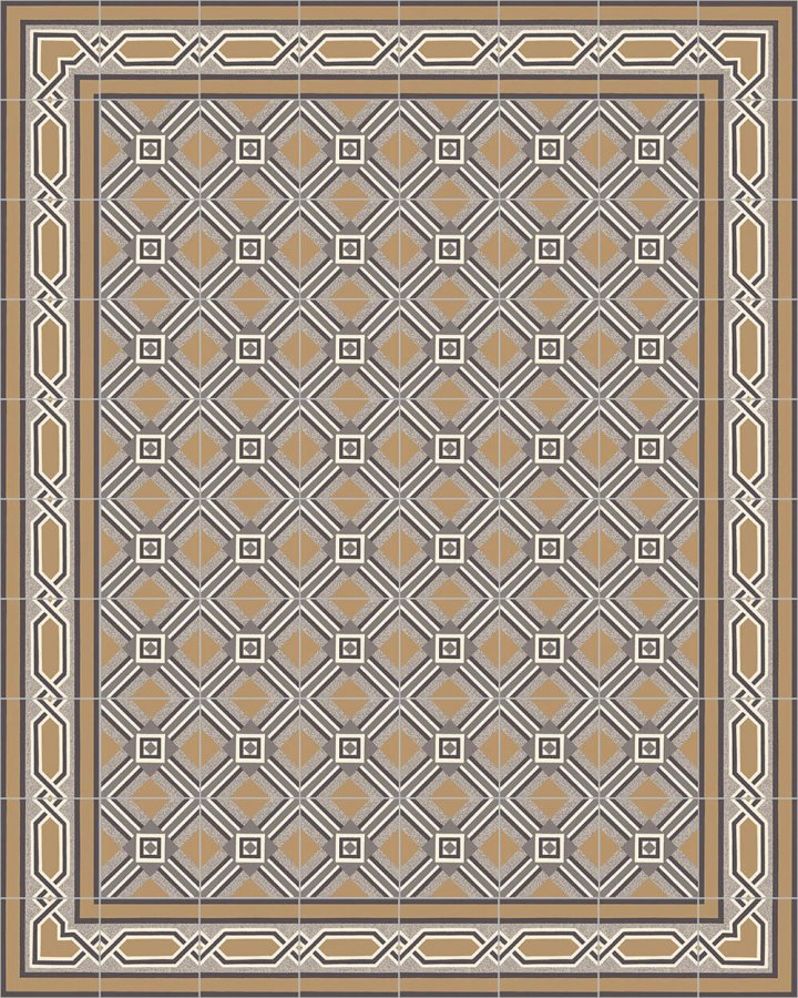 Floor tiles Floor Tiles multi-coloured Layouts and patterns SF 557 C