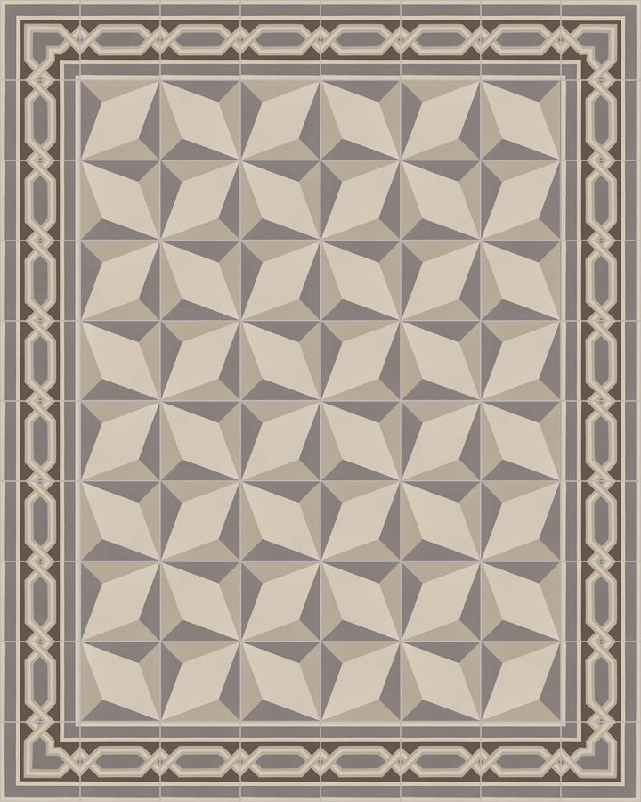 Floor tiles Floor Tiles multi-coloured Layouts and patterns SF 302 E