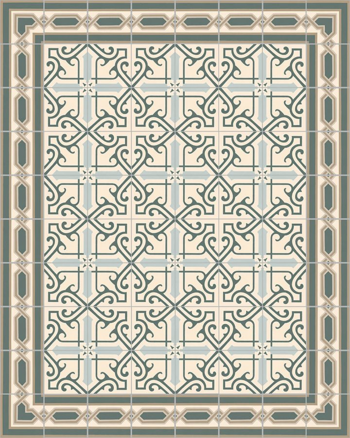 Floor tiles Floor Tiles multi-coloured Layouts and patterns SF 557 G