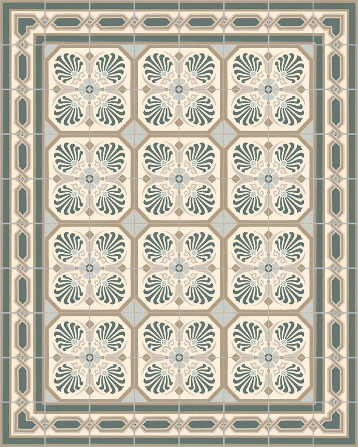 Floor tiles Floor Tiles multi-coloured Layouts and patterns SF 557 G e
