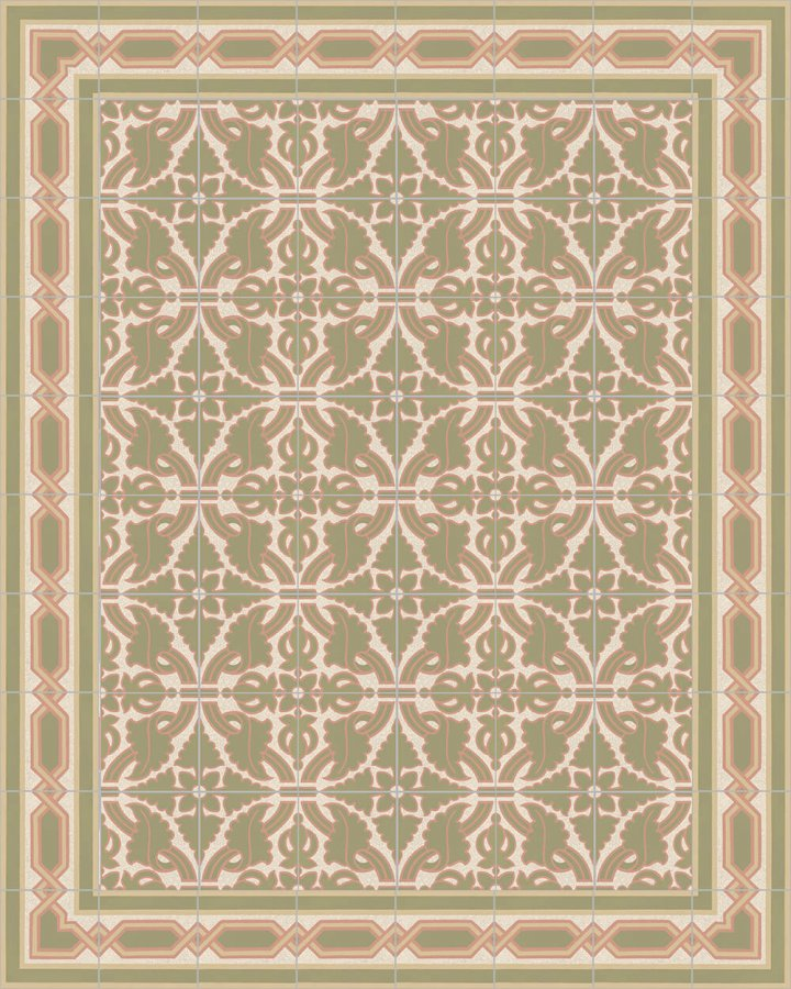 Floor tiles Floor Tiles multi-coloured Layouts and patterns SF 557 P