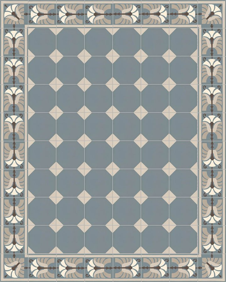 Floor tiles Floor Tiles multi-coloured Layouts and patterns SF 562 A e