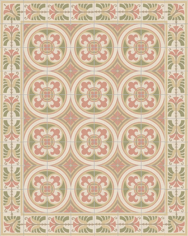 Floor tiles Floor Tiles multi-coloured Layouts and patterns SF 562 P