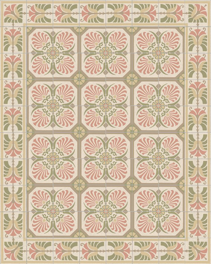 Floor tiles Floor Tiles multi-coloured Layouts and patterns SF 562 P e