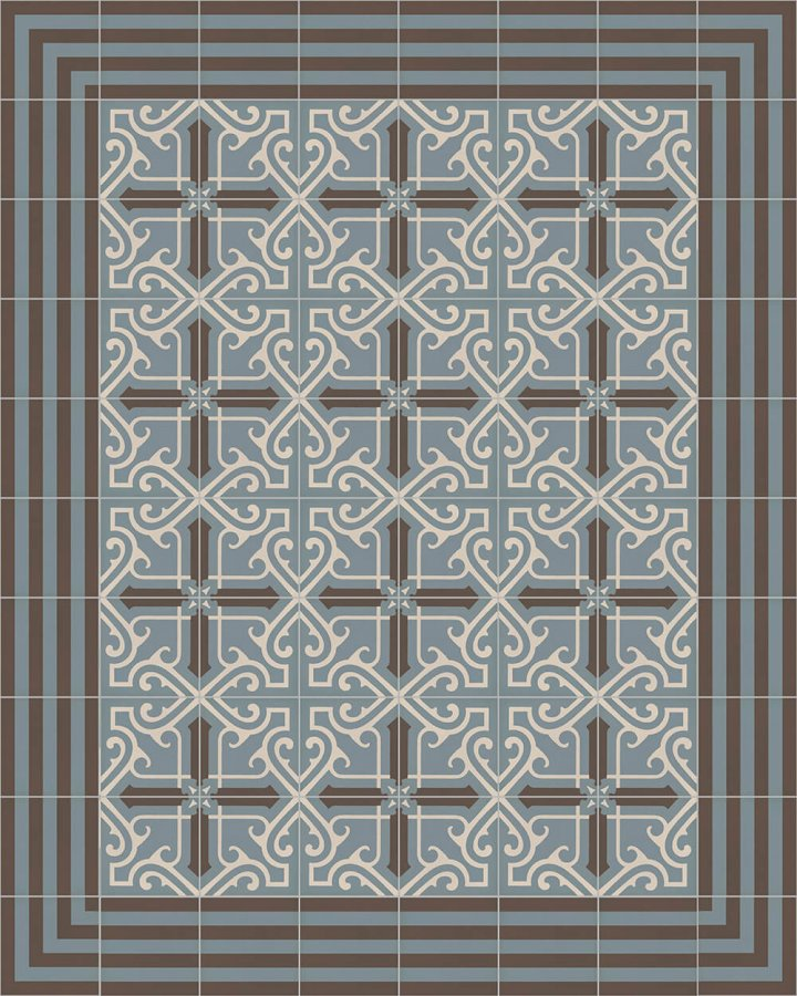 Floor tiles Floor Tiles multi-coloured Layouts and patterns SF 325 A