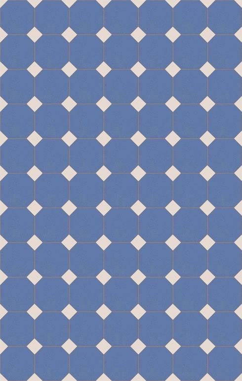 Bodenfliesen Achteckfliesen Verlegebeispiel SF 82A.15