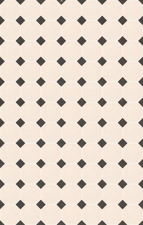 Bodenfliesen Achteckfliesen Verlegebeispiel SF 82A.1