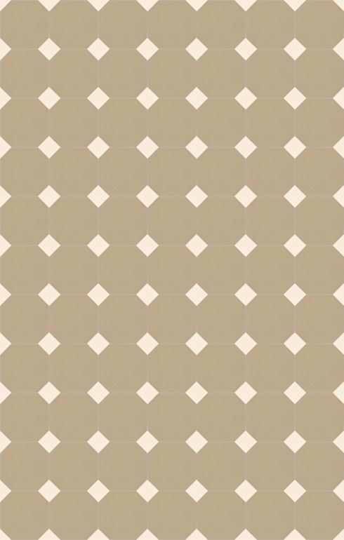 Bodenfliesen Achteckfliesen Verlegebeispiel SF 82A.20s
