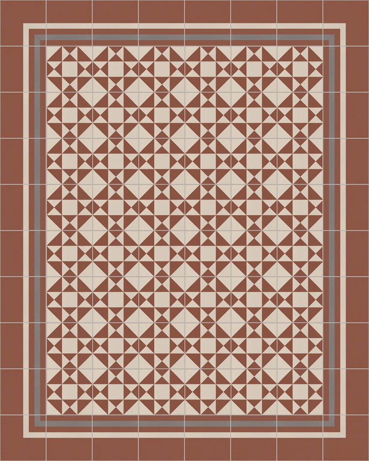 Floor tiles Floor Tiles multi-coloured Layouts and patterns SF 229 F