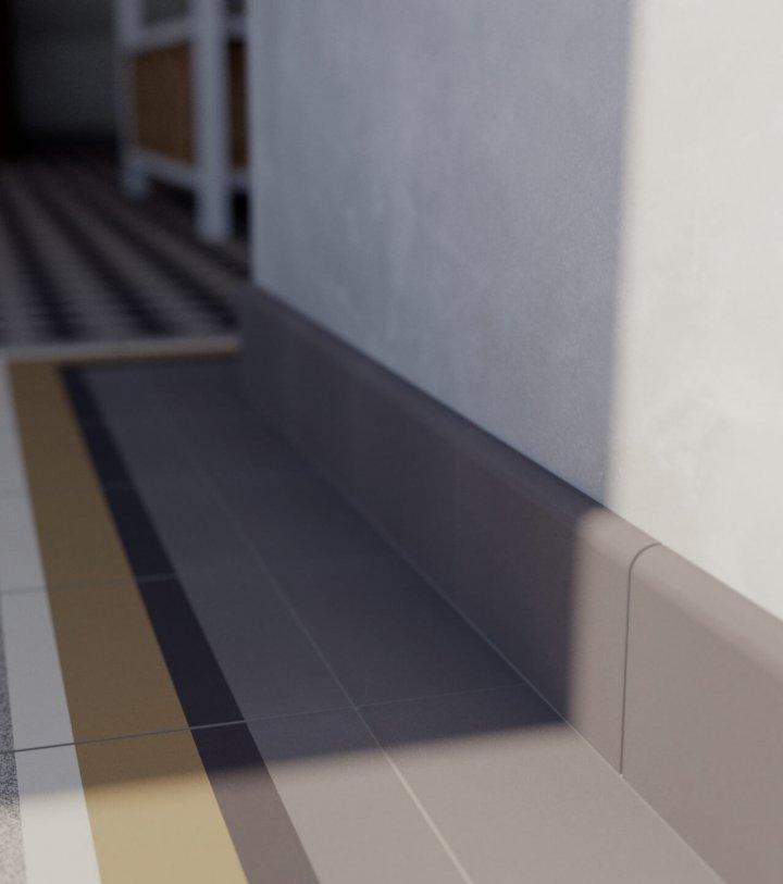 Carreaux pour sol Carreaux en grès - monochromes Verlegebeispiel SF SOF.5 R