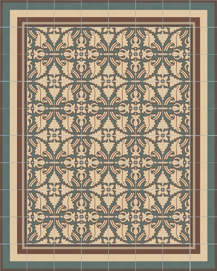 Floor tiles Floor Tiles multi-coloured Layouts and patterns SF 331 B l