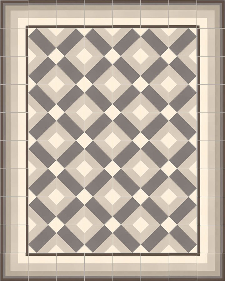 Floor tiles Floor Tiles multi-coloured Layouts and patterns SFTG 11503 E