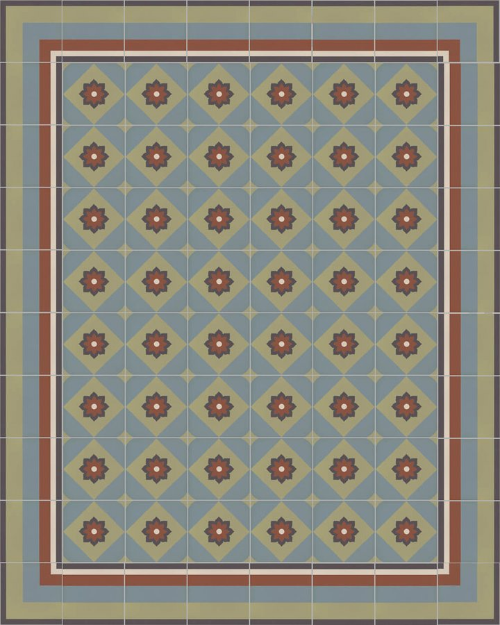 Floor tiles Floor Tiles multi-coloured Layouts and patterns SF 560 L