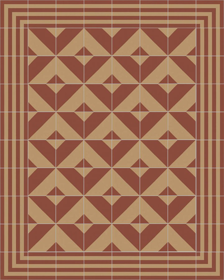 Floor tiles Floor Tiles multi-coloured Layouts and patterns SFTG 7202 D e