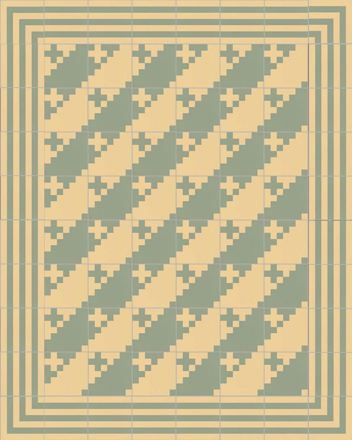 Floor tiles Floor Tiles multi-coloured Layouts and patterns SFTG 7202 J e