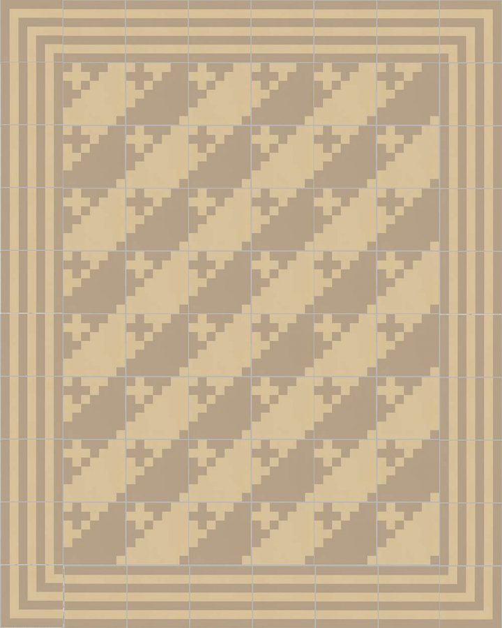Floor tiles Floor Tiles multi-coloured Layouts and patterns SFTG 7201 P b