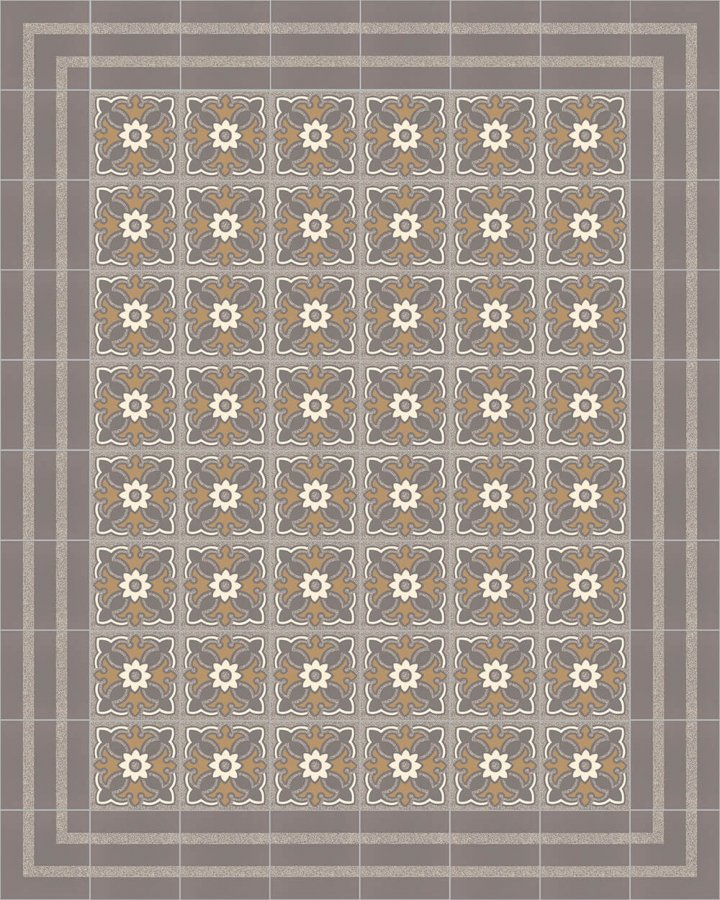 Floor tiles Floor Tiles multi-coloured Layouts and patterns SF 420 C