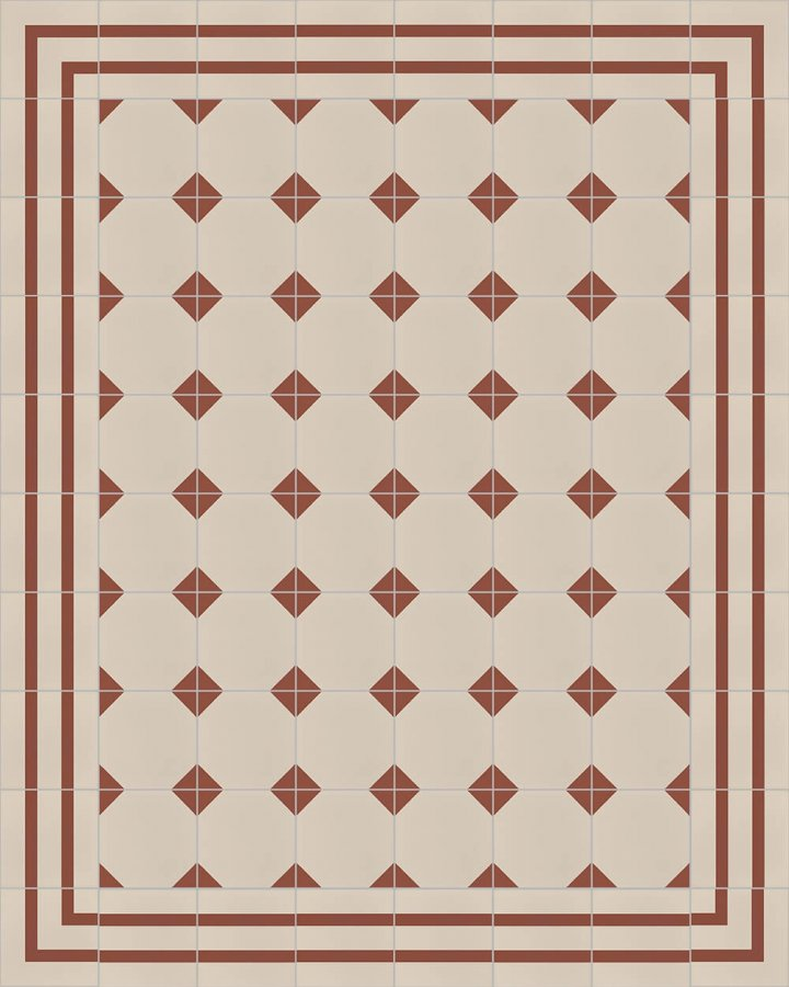 Floor tiles Floor Tiles multi-coloured Layouts and patterns SF 202 D