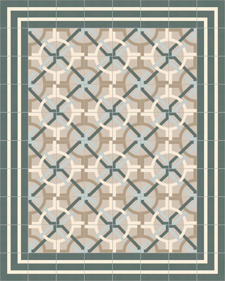 Floor tiles Floor Tiles multi-coloured Layouts and patterns SF 566 G