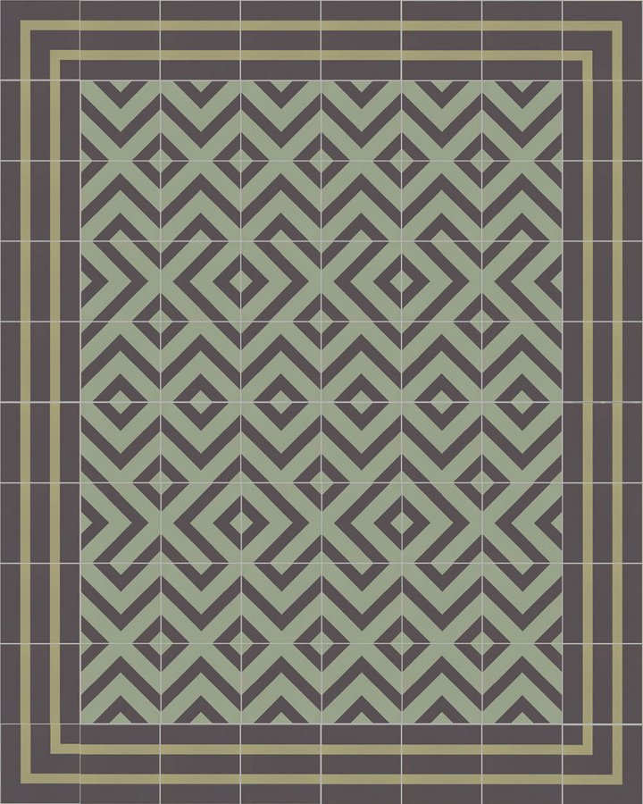 Floor tiles Floor Tiles multi-coloured Layouts and patterns SF 215 J