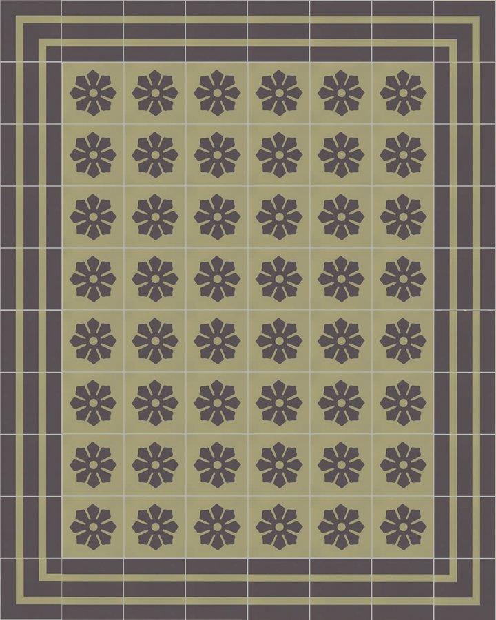 Floor tiles Floor Tiles multi-coloured Layouts and patterns SFTG 8202 J e